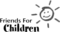 Friends For Children Logo